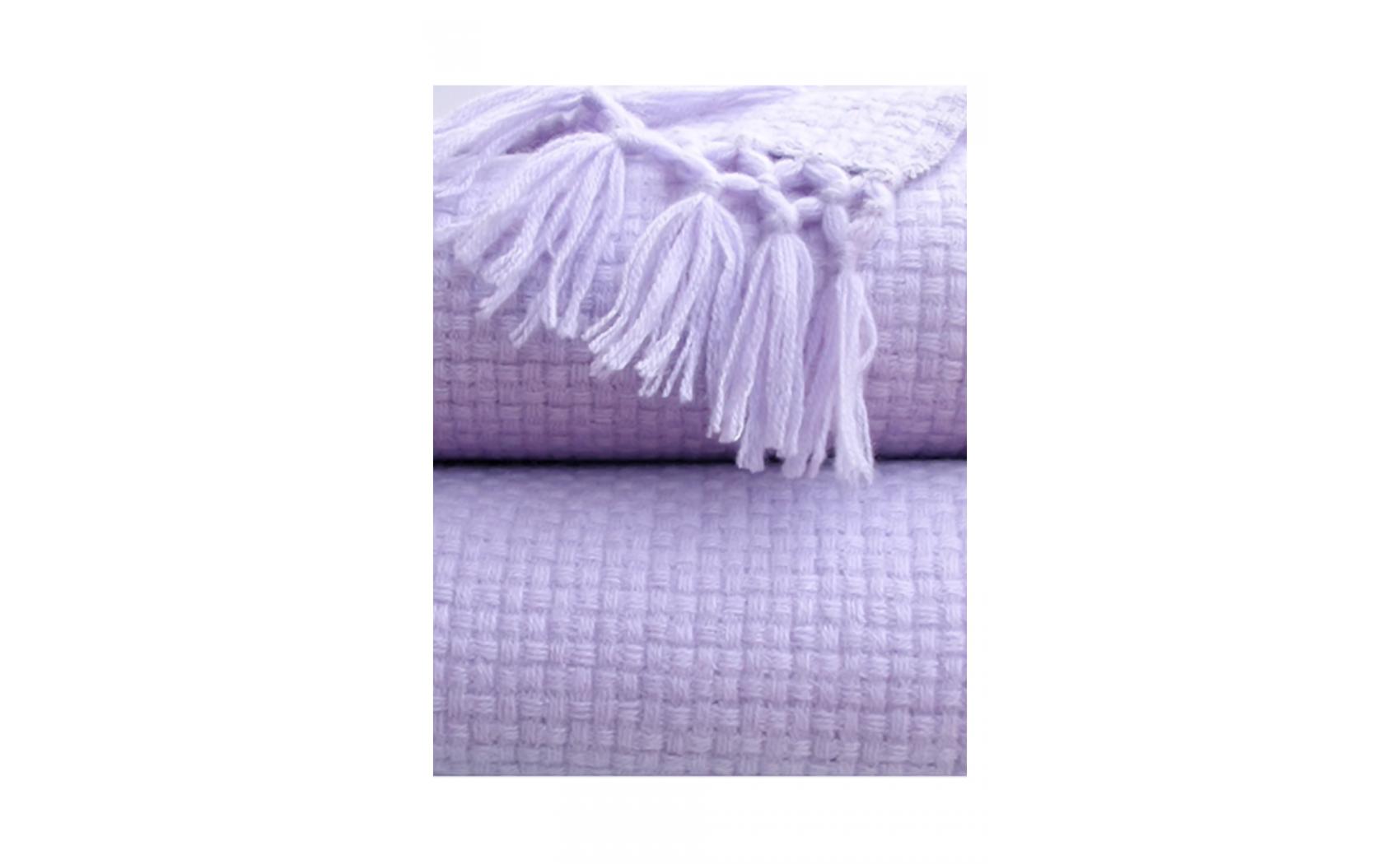 100% Cashmere Mini Basket Weave Shawl.